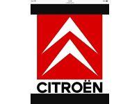 Citreon berlingo 09 to 15 models damaged parts repairs