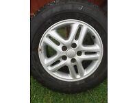 Toyota RAV4 alloys wheels sets of 5. 215/70R16