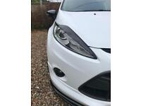 Mk7 Ford Fiesta Pfl Trc Eyebrows