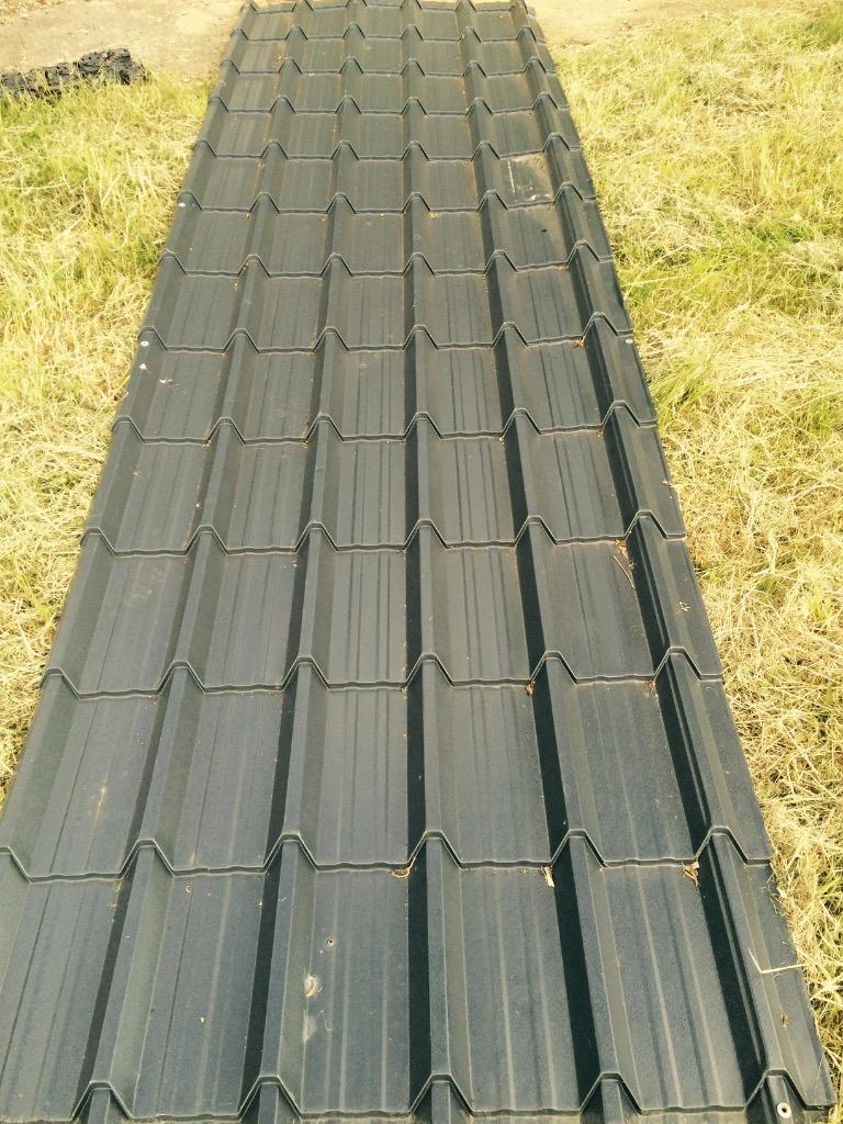 Roofing Sheets Tile Effect Buy Sale And Trade Ads