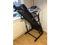 York Aspire Folding Treadmill- £125