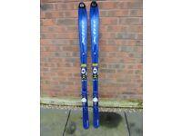 Salomon Womens X-Free Cross Skis