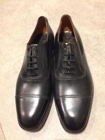 Cheaney men's black shoes
