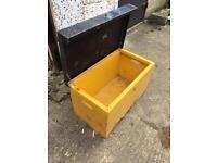 Van Guard tool safe box