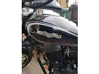 LEXMOTO 125cc... 2015