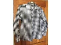 Boys Marks and Spencer's shirt