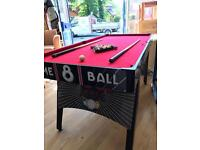 5ft Pool table