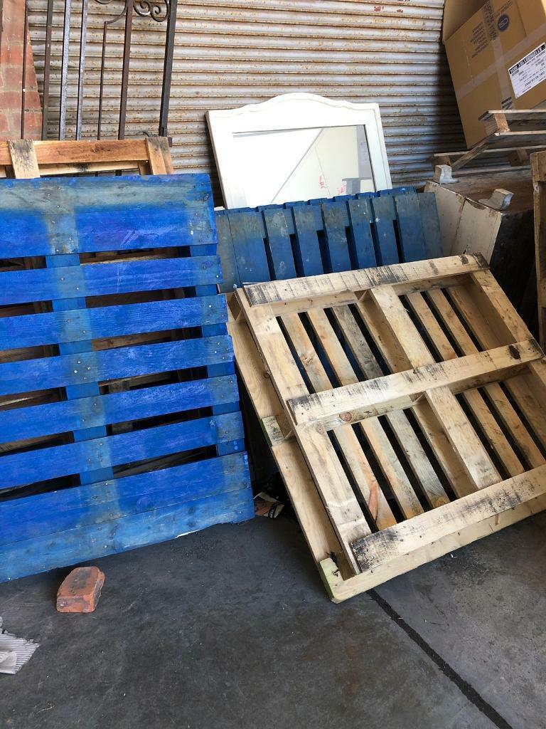 Free Pallets To Collect Only Been Let Down Again They Are All Back