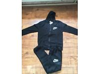 Nike tracksuits not adidas or converse