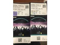2 Anthony Joshua vs Wladimir Klitschko tickets