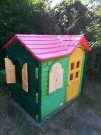 Little tike play house