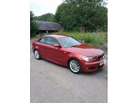 BMW 1 Series 120d M Sport, 2 door, Coupe