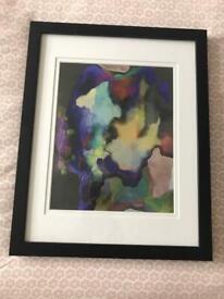 Art Framed x2