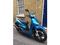 2015 Peugeot Tweet 125cc Good Condition £849