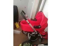 I have for sale baby travel system. 3in1 quinny buzz 4