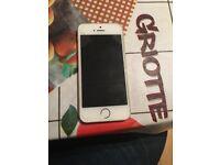 iPhone 5s gold 16 gb sim free