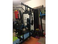 Mens health multi gym plus additions in as new condition