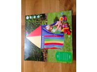 Tesco Colourful Kids Boys Girls Outdoor Play Circus Tent - Brand New in Box