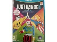 Just dance 2015 and 4