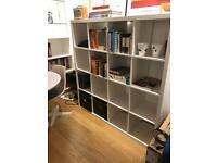 IKEA kallax bookshelf/bookcase