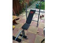 Pro Power Weight & Fitness Bench