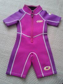 Osprey toddler wetsuit