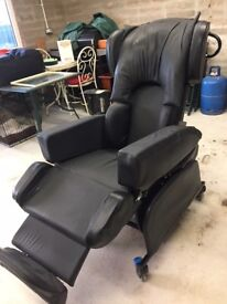 careflex hydroflex specialist seat