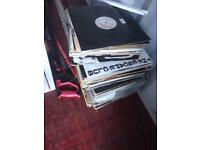Vinyl records over 300 all various mixed artists