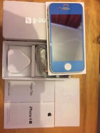 iPhone 4s on EE and virgin genuine condition FREE DELIVERY