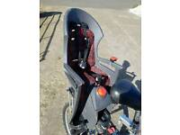 Hamax Plus Suspension Child Bike Seat and Rack