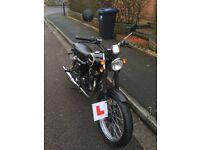 Herald 125cc Classic (retro racer)
