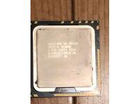 Matched 2 x Xeon 2.4GHz Quad Core CPUs (E5620)