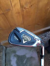 Callaway Fusion Wide Sole 6 iron