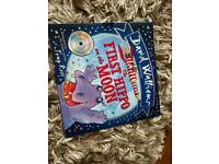 The first hippo on the moon book and CD