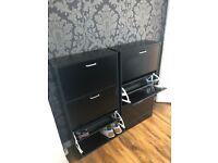 3 Compartments Shoe Storage