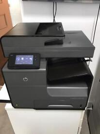 HP Officejet Pro x576dw multi function printer