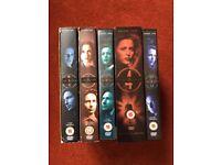 X-Files - DVD Set (Seasons 1-5)
