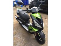 Peugeot speedfight darkside lc 50cc moped scooter spares or repairs 63 plate