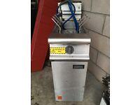 Falcon gas pasta boiler