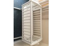 Mothercare baby swinging crib in white (including all in pictures)