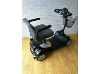 Kymco Mini LS mobility scooter 4 mph *part exchange welcome*