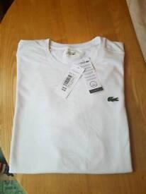 Lacoste sport top (Not worn)