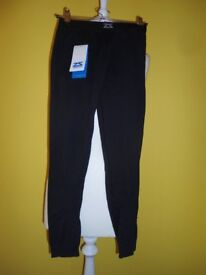 Ladies Zensah ¾ Black Compression Pants/Leggins. Size S - M