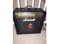 Marshall MG Series 15W Guitar Amp