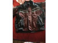 Belstaff motorbike jacket & trousers