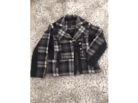 girls next jacket 7-8 years