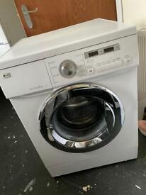 LG washing mashing!