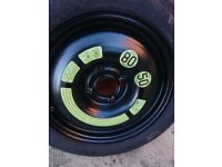Space saver Tyre - Brand New