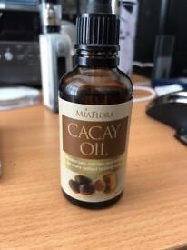 MiaFlora Cacay Oil - 50ml NEW