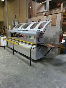 2013 FRAVOL Edgebander ~ REPLACEMENT COST OVER $70,000